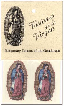 Virgin of Guadalupe Tattoo